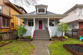 Main Photo: 3518 BELLA-VISTA Street in Vancouver: Knight House for sale (Vancouver East)  : MLS®# R2361215