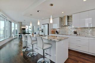 Photo 7: 1301 11969 JASPER Avenue in Edmonton: Zone 12 Condo for sale : MLS®# E4157496