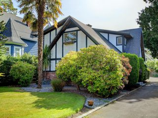 Photo 1: 1187 VICTORIA Avenue in VICTORIA: OB South Oak Bay Single Family Detached for sale (Oak Bay)  : MLS®# 411815