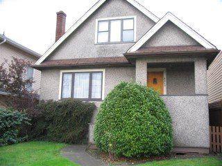 Photo 1: 8349 Oak St in Vancouver: Marpole Home for sale ()  : MLS®# V562641