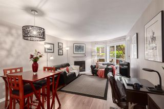Photo 3: 113 555 W 14TH Avenue in Vancouver: Fairview VW Condo for sale (Vancouver West)  : MLS®# R2378603