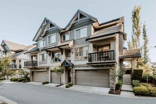 """Main Photo: 2 3065 DAYANEE SPRINGS Boulevard in Coquitlam: Westwood Plateau Townhouse for sale in """"Whitetail Lane @ Dayanee Springs"""" : MLS®# R2392989"""