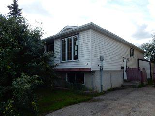 Main Photo: 12 McNabb Crescent: Stony Plain House for sale : MLS®# E4169986