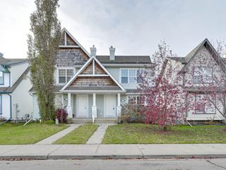 Photo 1: 20339 - 56 Avenue in Edmonton: Hamptons House Half Duplex for sale : MLS®# E4177430