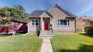 Photo 1: 8130 77 Avenue NW in Edmonton: Zone 17 House for sale : MLS®# E4203003