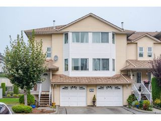 "Photo 2: 57 3087 IMMEL Street in Abbotsford: Central Abbotsford Townhouse for sale in ""Clayburn Estates"" : MLS®# R2498708"
