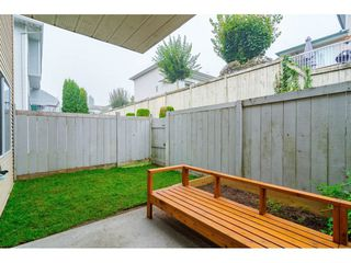 "Photo 31: 57 3087 IMMEL Street in Abbotsford: Central Abbotsford Townhouse for sale in ""Clayburn Estates"" : MLS®# R2498708"