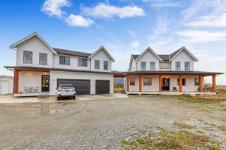Photo 1: 41600 DYKE Road in Mission: Dewdney Deroche House for sale : MLS®# R2521773