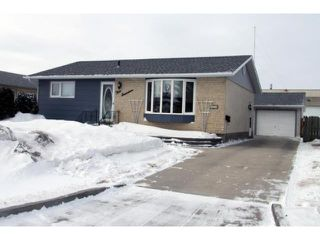 Photo 1: 417 Wales Avenue in WINNIPEG: St Vital Residential for sale (South East Winnipeg)  : MLS®# 1104052