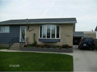 Photo 2: 417 Wales Avenue in WINNIPEG: St Vital Residential for sale (South East Winnipeg)  : MLS®# 1104052