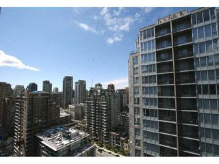 "Photo 10: 2001 1001 HOMER Street in Vancouver: Downtown VW Condo for sale in ""BENTLEY"" (Vancouver West)  : MLS®# V885646"