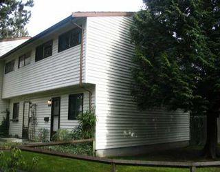 "Photo 1: 3312 GANYMEDE DR in Burnaby: Simon Fraser Hills Townhouse for sale in ""SIMON FRASER VILLAGE"" (Burnaby North)  : MLS®# V578826"
