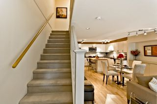 """Photo 10: 3683 W 12TH Avenue in Vancouver: Kitsilano Townhouse for sale in """"Twenty on the Park"""" (Vancouver West)  : MLS®# V909572"""
