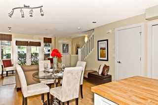 """Photo 3: 3683 W 12TH Avenue in Vancouver: Kitsilano Townhouse for sale in """"Twenty on the Park"""" (Vancouver West)  : MLS®# V909572"""