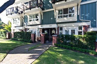 """Photo 24: 3683 W 12TH Avenue in Vancouver: Kitsilano Townhouse for sale in """"Twenty on the Park"""" (Vancouver West)  : MLS®# V909572"""