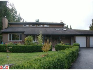 Photo 1: 4645 210TH Street in Langley: Langley City House for sale : MLS®# F1126492