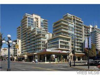 Photo 1: 1008 707 Courtney Street in VICTORIA: Vi Downtown Condo Apartment for sale (Victoria)  : MLS®# 288501