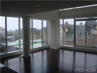 Photo 7: 1008 707 Courtney Street in VICTORIA: Vi Downtown Condo Apartment for sale (Victoria)  : MLS®# 288501