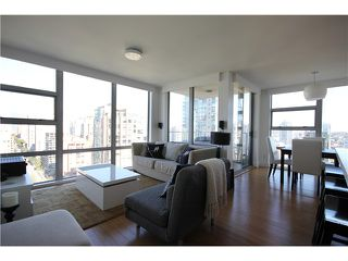 Photo 3: 2202 1225 RICHARDS Street in Vancouver: Downtown VW Condo for sale (Vancouver West)  : MLS®# V971303