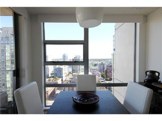 Photo 4: 2202 1225 RICHARDS Street in Vancouver: Downtown VW Condo for sale (Vancouver West)  : MLS®# V971303