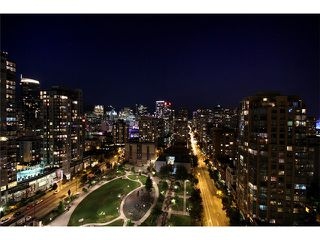Photo 1: 2202 1225 RICHARDS Street in Vancouver: Downtown VW Condo for sale (Vancouver West)  : MLS®# V971303