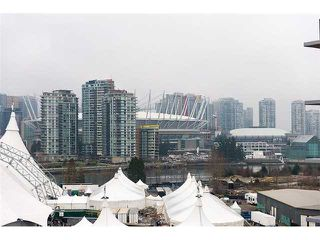 "Photo 14: # 1005 1833 CROWE ST in Vancouver: False Creek Condo for sale in ""FOUNDRY"" (Vancouver West)  : MLS®# V1042655"