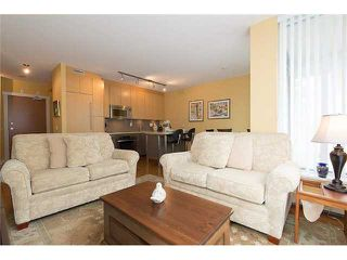 "Photo 3: # 1005 1833 CROWE ST in Vancouver: False Creek Condo for sale in ""FOUNDRY"" (Vancouver West)  : MLS®# V1042655"