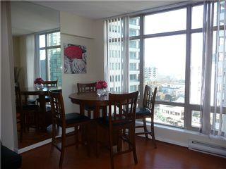 "Photo 8: # 1204 1288 ALBERNI ST in Vancouver: West End VW Condo for sale in ""The Pallisades"" (Vancouver West)  : MLS®# V1042773"