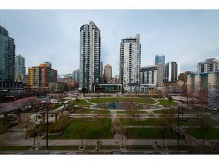 "Photo 10: 410 1188 RICHARDS Street in Vancouver: Yaletown Condo for sale in ""Park Plaza"" (Vancouver West)  : MLS®# V1055368"
