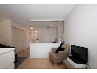 "Photo 12: 410 1188 RICHARDS Street in Vancouver: Yaletown Condo for sale in ""Park Plaza"" (Vancouver West)  : MLS®# V1055368"