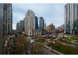 "Photo 11: 410 1188 RICHARDS Street in Vancouver: Yaletown Condo for sale in ""Park Plaza"" (Vancouver West)  : MLS®# V1055368"