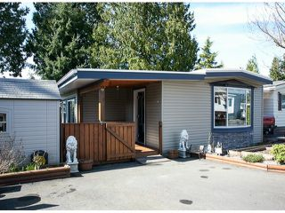 "Photo 15: 213 3665 244TH Street in Langley: Otter District Manufactured Home for sale in ""Langley Grove Estates"" : MLS®# F1407635"