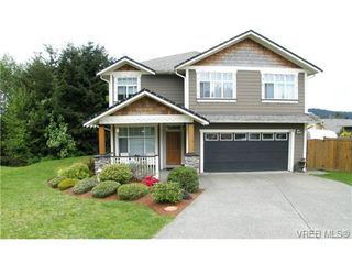 Photo 1: 2440 Sunriver Way in SOOKE: Sk Sunriver House for sale (Sooke)  : MLS®# 670797
