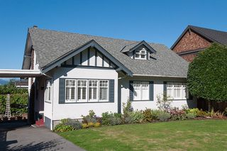 """Main Photo: 1849 W 35TH Avenue in Vancouver: Quilchena House for sale in """"N"""" (Vancouver West)  : MLS®# V1087670"""