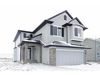 Photo 1: 76 CRANARCH Crescent SE in Calgary: Cranston Residential Detached Single Family for sale : MLS®# C3651672
