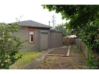 Photo 18: 120 St. Lawrence Street in VICTORIA: Vi James Bay Single Family Detached for sale (Victoria)  : MLS®# 347458