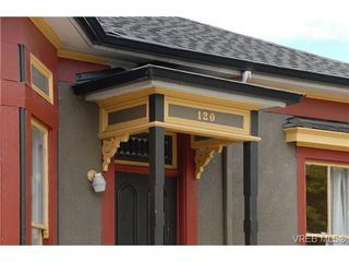 Photo 19: 120 St. Lawrence Street in VICTORIA: Vi James Bay Single Family Detached for sale (Victoria)  : MLS®# 347458