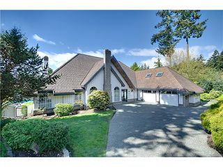 "Photo 1: 13166 21B Avenue in Surrey: Elgin Chantrell House for sale in ""HUNTINGTON PARK"" (South Surrey White Rock)  : MLS®# F1439243"