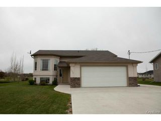Photo 1: 422 Croteau Street in STPIERRE: Manitoba Other Residential for sale : MLS®# 1512273