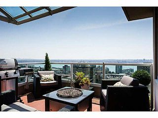 "Photo 8: 1402 567 LONSDALE Avenue in North Vancouver: Lower Lonsdale Condo for sale in ""THE CAMELLIA"" : MLS®# V1126178"