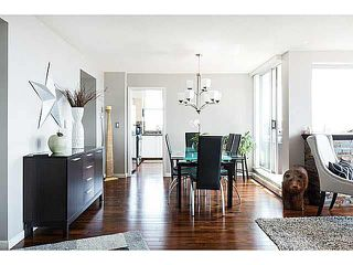 "Photo 3: 1402 567 LONSDALE Avenue in North Vancouver: Lower Lonsdale Condo for sale in ""THE CAMELLIA"" : MLS®# V1126178"
