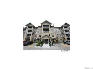 Photo 1: 1205 St. Annes Road in WINNIPEG: St Vital Condominium for sale (South East Winnipeg)  : MLS®# 1517524
