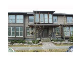 "Photo 1: 321 E 15TH Street in North Vancouver: Central Lonsdale Townhouse for sale in ""AVONDALE"" : MLS®# V1133018"