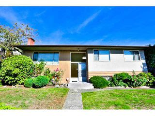 Photo 1: 7862 ROYAL OAK Avenue in Burnaby: South Slope House for sale (Burnaby South)  : MLS®# V1142093