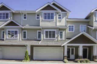 """Photo 1: 3 12351 NO 2 Road in Richmond: Steveston South Townhouse for sale in """"South Pointe Cove"""" : MLS®# R2077351"""
