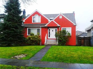Main Photo: 2570 W 22ND AVENUE in : Arbutus House for sale : MLS®# V993627