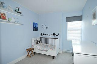 "Photo 12: 5 3432 GISLASON Avenue in Coquitlam: Burke Mountain House 1/2 Duplex for sale in ""ROXTON"" : MLS®# R2103480"
