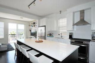 "Photo 6: 5 3432 GISLASON Avenue in Coquitlam: Burke Mountain House 1/2 Duplex for sale in ""ROXTON"" : MLS®# R2103480"