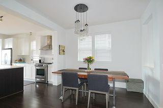 "Photo 5: 5 3432 GISLASON Avenue in Coquitlam: Burke Mountain House 1/2 Duplex for sale in ""ROXTON"" : MLS®# R2103480"