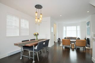 "Photo 4: 5 3432 GISLASON Avenue in Coquitlam: Burke Mountain House 1/2 Duplex for sale in ""ROXTON"" : MLS®# R2103480"
